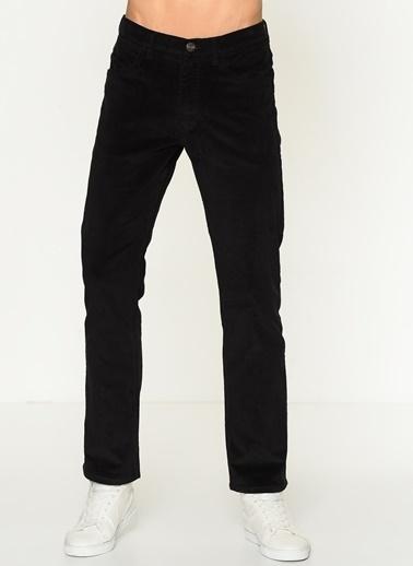 Wrangler Kadife Pantolon | Arizona - Regular Siyah
